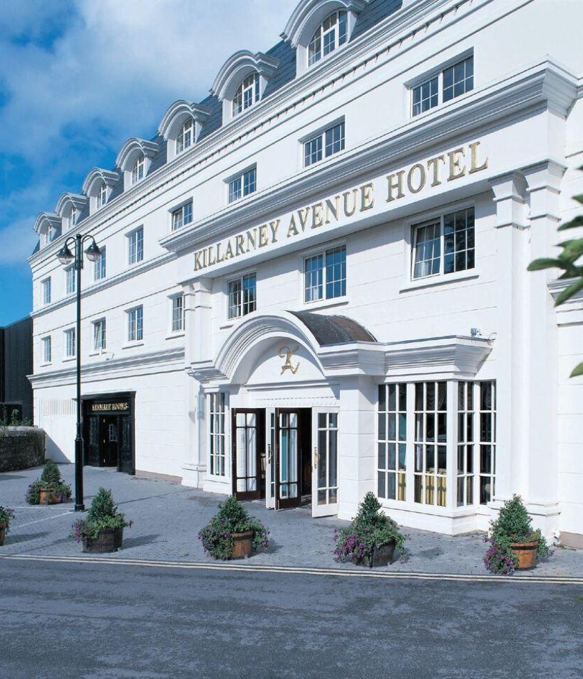 Killarney Avenue Hotel 4 Star Hotel In Killarney